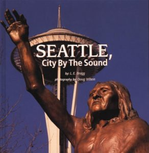 Seattle, City by the Sound book cover