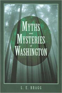 Myths and Mysteries of Washington book cover