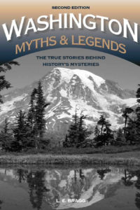 Washington Myths and Legends Book Cover